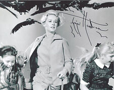 TIPPI HEDREN Signed 10x8 Photo THE BIRDS HITCHCOCK COA