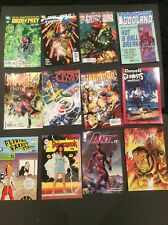 MIXED COMIC BOOK LOT, 12 COMICS, Marvel And Dc,, Independence