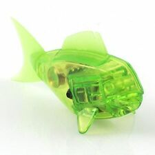 *NEW* HEXBUG Aquabot Clown fish - Green Robotic fish - Robot Clownfish