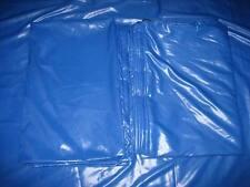 glanz Nylon Wet-Look Bettgarnitur glänzend Bettwäsche Bettbezug Kissenbezug