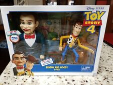 Toy Story 4 Benson And Woody 2 Pack Disney Pixar New Movie Figures Exclusive