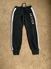 Abercromie And Fit H Juniors Black Seeatpants Size Xs