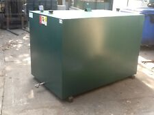 STEEL HEATING OIL TANK METAL 2500Ltr  NEW (Quick delivery)