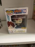 Funko Pop! Metallic Gaara Naruto Hot Topic Shippuden Shonen Pop 728
