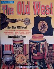 VINTAGE WESTERN COWBOY COLLECTIBLES GEAR PRICE GUIDE COLLECTORS BOOK