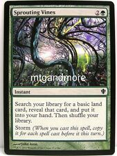 Magic Commander 2013 - 4x Sprouting Vines