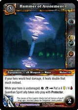 WARCRAFT WOW TCG CAVERNS OF TIME : HAMMER OF ATONEMENT X 4