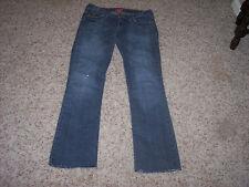 Junior's AEROPOSTALE Stretch Bootcut Jeans 5/6   32 x 30