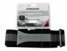 Adjustable Strong Extra Safety Travel Suitcase Luggage Baggage Straps Tie Belt