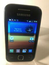 Samsung Galaxy Y Young GT-S5360 - Black & Silver (Unlocked) Smartphone Mobile