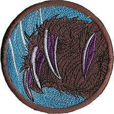 World of Warcraft PIETRA REFRATTARIA DRUID distintivo patch ricamato 9cm