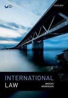 International Law by Anders Henriksen (Paperback, 2017)