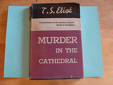 """Murder In The Cathedral"" by T. S. Eliot"