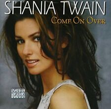CD de musique country pop rock Shania Twain