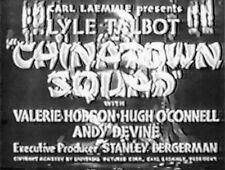 Chinatown Squad 1935 Lyle Talbot, Valerie Hobson