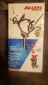 Allen Sports 148020 MT1-B Ultra Compact Folding 1-Bike Trunk Mount Rack