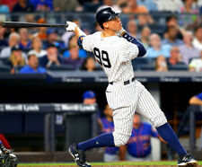 AARON JUDGE 8X10 PHOTO NEW YORK YANKEES NY BASEBALL PICTURE HR SWING MLB