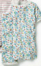 Mini Boden girls pajama shrt john 3 7 8 9 10 11 12 13 14 years floral NEW