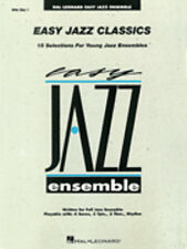 Easy Jazz Classics (Alt Sax 1); Various, Jazz band, FABER - HL08050035