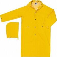 River City Garments Rain Coat, Yellow 3X Large Hood 200CX3