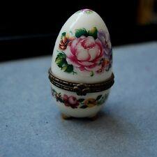 Boite à pilule porcelaine ancienne