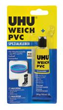 UHU WEICH PVC Schnell anziehender Klebstoff Tube 30g
