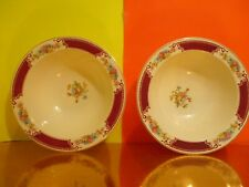 Homer Laughlin Brittany Majestic Round Vegetable Bowls