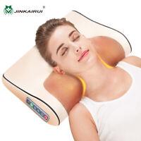 Infrarouge chauffage cou épaule dos corps électrique Massage oreiller Shiatsu