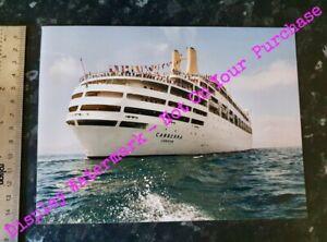 Kingfisher 1980s P/&O illustrated cruise ship menu vintage cruise liner dining memorabilia holidays S S Canberra cruises British Birds