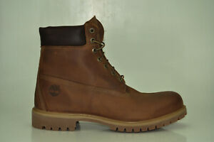 Timberland Heritage 6 Inch Premium Boots Waterproof Boots Men Lace up Boots