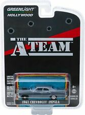 "the A-TEAM  1967 Chevrolet Impala "" A Team *** Greenlight 1:64 NEU **SALE**"
