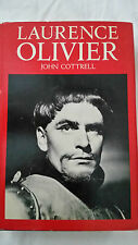 Laurence Olivier by John Cottrel / excellent biography! With pics! RARE, OOP