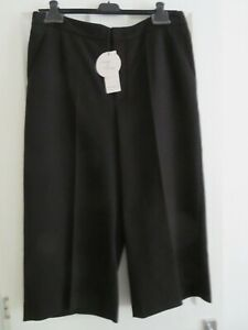 Oui Black Trousers - various sizes - Brand New, Unworn, With Tags - RRP £139.00