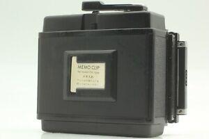 【Exc+5】 Mamiya RB67 PRO SD H V 645 220 Roll Film Back Holder From Japan 1059
