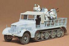 35050 Tamiya German 8ton Semi Track SDKFZ 7/1 1/35th Plastic Kit Assembly Model