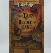 Harry Potter's The Tales of Beedle The Bard 1st Edition/New