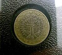 Moneta 1 Euro Francia 1999 - Bimetal