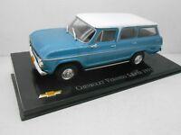 COCHE CHEVROLET VERANEIO S LUXE 1971  METAL MODEL CAR 1/43 1:43