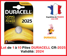 Batteries CR-2016 Duracell / Other Modell: CR-1616-1220-1620-2025-2032-2430-2450