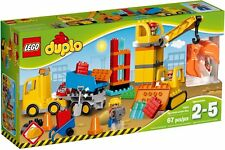 LEGO DUPLO 10813 Big Construction Site New MISB