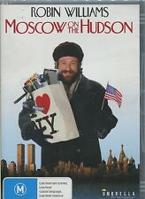 MOSCOW ON THE HUDSON - Robin Williams, Maria Conchita Alonso - DVD