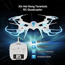 Xin Hai Hong Tarantula 2.4G 4CH 6 Axis Gyro RC Quadcopter UFO Drone Airplan B3C7