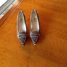 Car Shoe Suede Pumps Sz 35