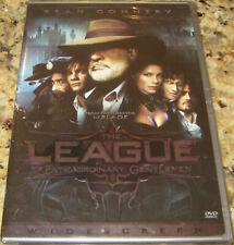 The League of Extraordinary Gentlemen (Dvd) • Sean Connery. Brand New & Sealed!