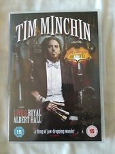 Tim Minchin and The Heritage Orchestra - Live At The Royal Albert Hall DVD