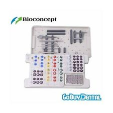 Straumann Compatible Bioconcept BC Simplified Surgical Set TL Standard KIT