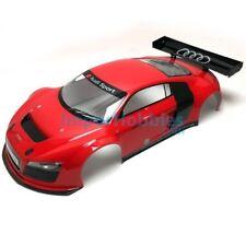 Carrocería pintada 359mm Audi R8 LMS Roja Kyosho Inferno GT2 / GT3 IGB109