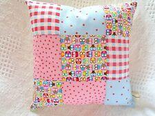 Patchwork Cushion Craft Kit Timeless Treasures Owl Fabric Cath Kidston Gorgeous!