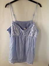 M&S   Strappy Chemise Size: 20