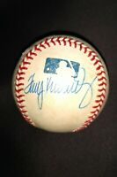 TERRY KENNEDY SIGNED / AUTOGRAPHED BASEBALL - 4 X ALL STAR - SAN DIEGO PADRES